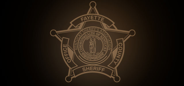 The Office of the Fayette County Sheriff